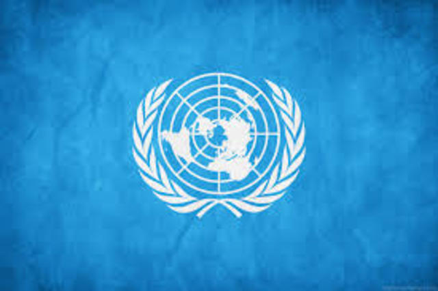 World War II Ends; United Nations Founded