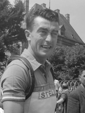 Louison Bobet Wins the First of Three Consecutive Tours