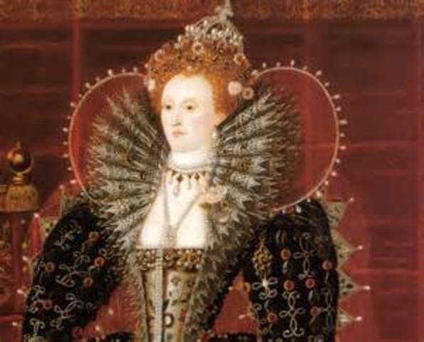 Queen Elizabeth 1 Of England Timeline Renaissance tim...