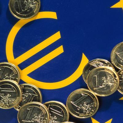 De Euro timeline