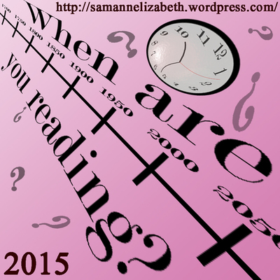 When Are You Reading? 2015 SB timeline