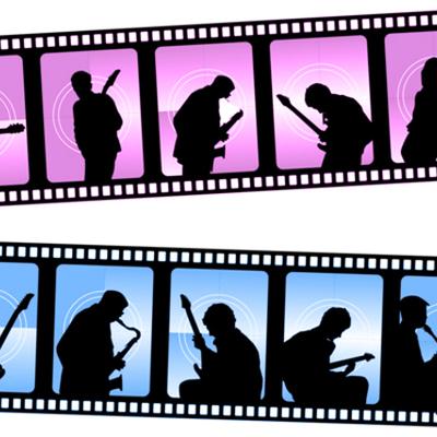 La Música En El Cine timeline