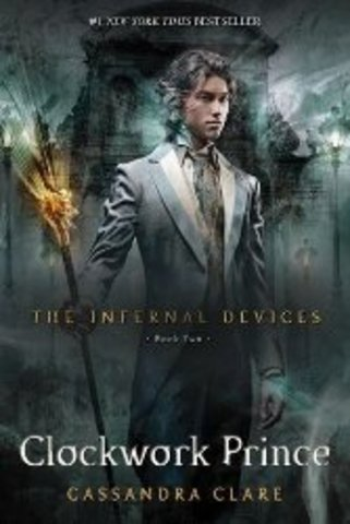 Clockwork Prince - Cassandra Clare (publish date)