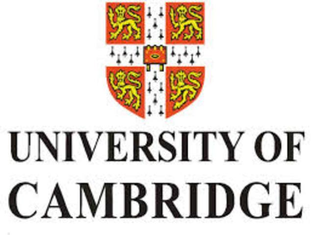Matematicos de Cambrigde