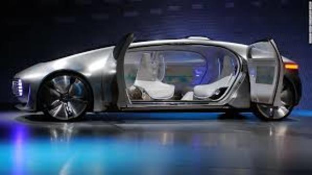 Drivless car