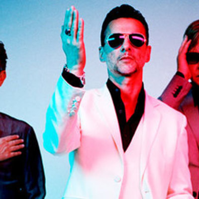 Depeche Mode Discography timeline