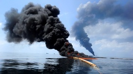 BP Oil Spill by Noah and Wesley timeline