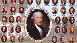 United States Presidents timeline