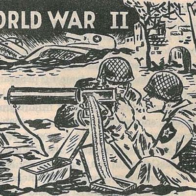 Road to World War 2 Courtney Kalinowski timeline