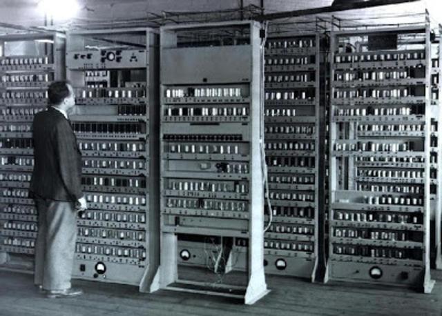 Las Primeras Computadoras y su S.O