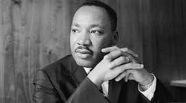 Martin Luther King, Jr, timeline