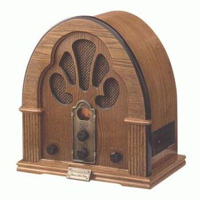 Radio History - Audrianna Lanham timeline