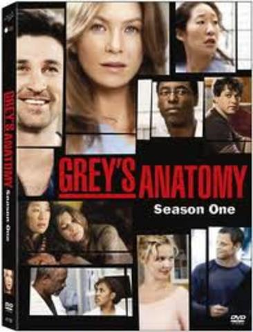 Series Premiere of Grey's Anatomy