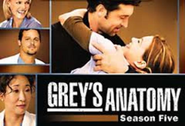 Season 5 Begins