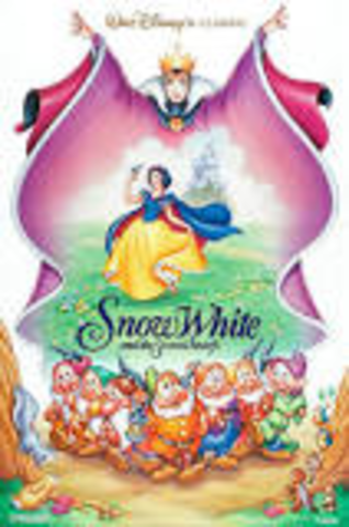 Snow White and the 7 Dwarfs released