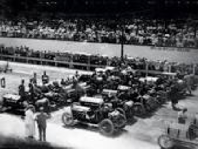 First Indy 500