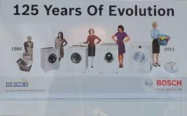 Washing Machines And Women Liberalization Movement
