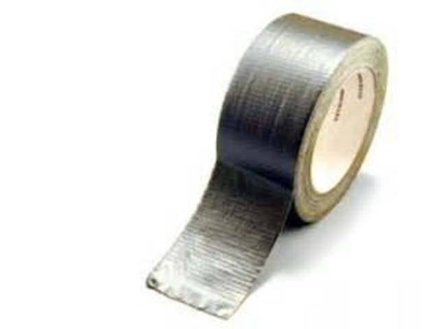 The Invention of Duct Tape