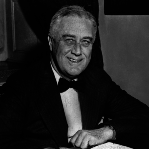 the impact of the franklin delano roosevelt administration in ending the great depression The new deal, as the first two terms of franklin delano roosevelt's presidency were called, became a time of hope and optimism although the economic depression continued throughout the new deal era, the darkest hours of despair seemed to have passed.