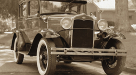 The History of Cars timeline