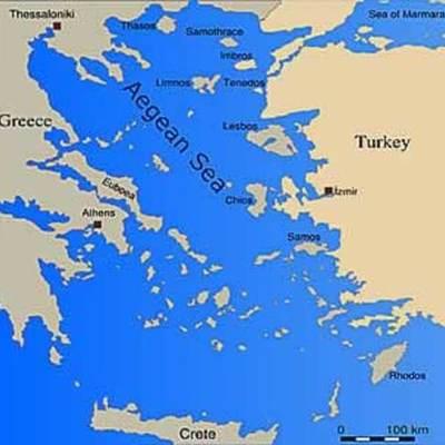 Τουρκικές Παραβάσεις - Παραβιάσεις timeline
