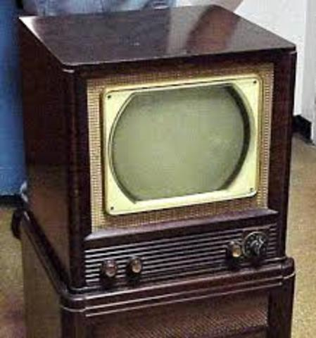 tv in homes