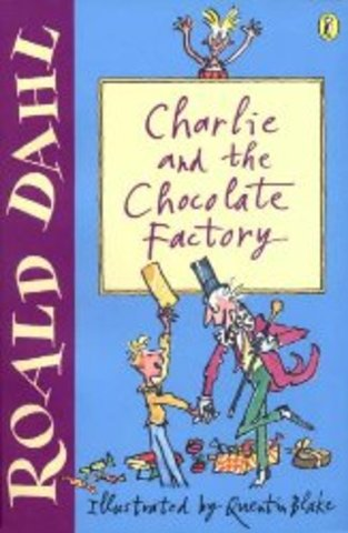 Charlie And The Chocolate Factory - by Roald Dahl (publish date)