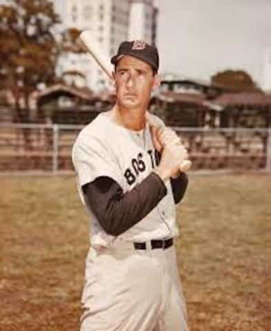 Ted williams Highest pay