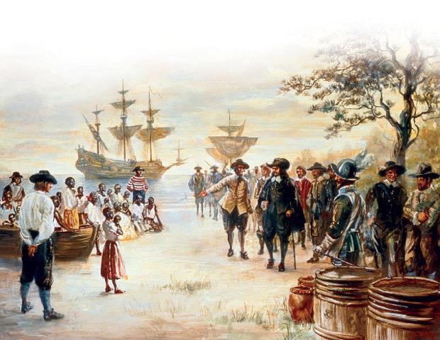 The History of Jamestown timeline   Timetoast timelines
