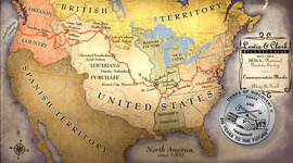 Lewis and Clark timeline