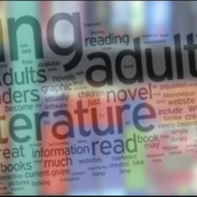 A Brief History of Young Adult Literature timeline