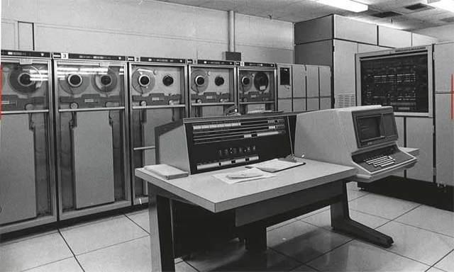 Aparece la Primera Computadora Comercial