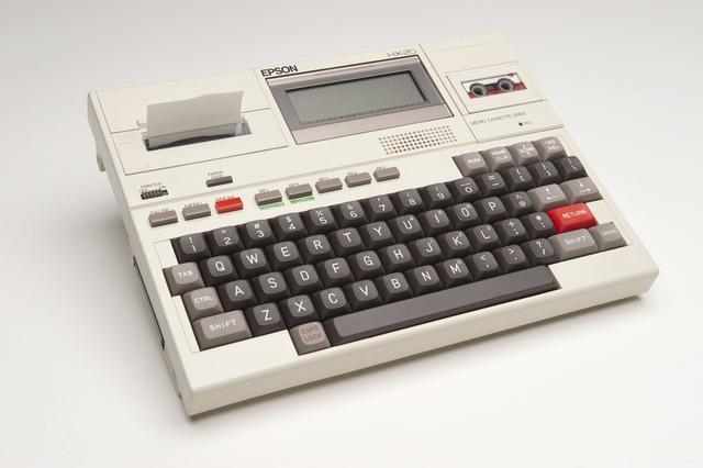 La Primera Computadora Portátil del Mundo