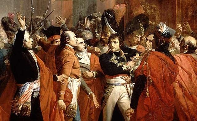 Imperio Napoleónico Y Oleadas Revolucionarias Timeline Timetoast Timelines