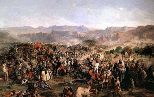 La península Ibérica, está marcada por la presencia árabe