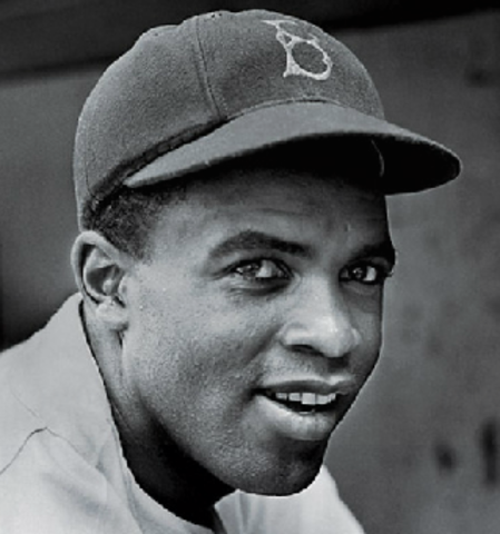 Jackie Robinson joins the Dodgers