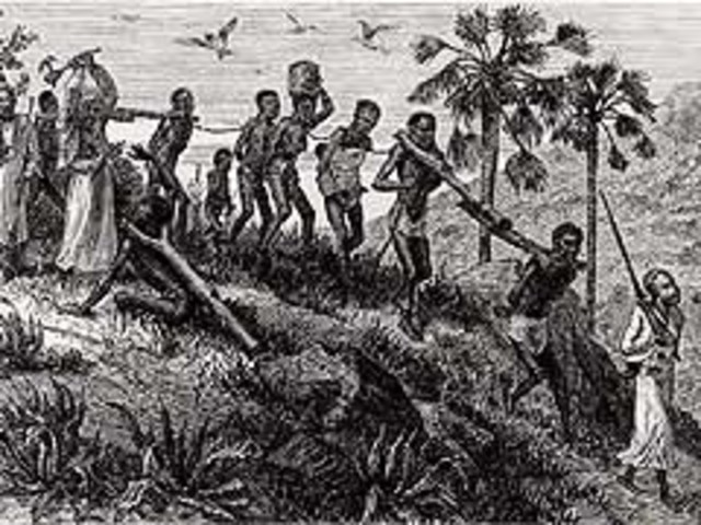 Slave Trade in Africa Becomes Popular