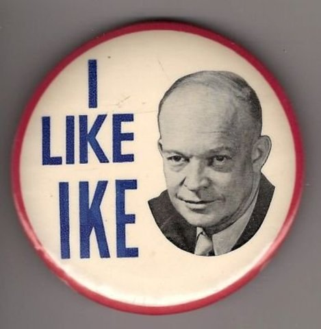 Dwight D. Eisenhower was elected president in 1952