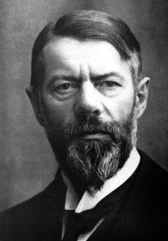 Max Weber's Theory of Bureaucracy