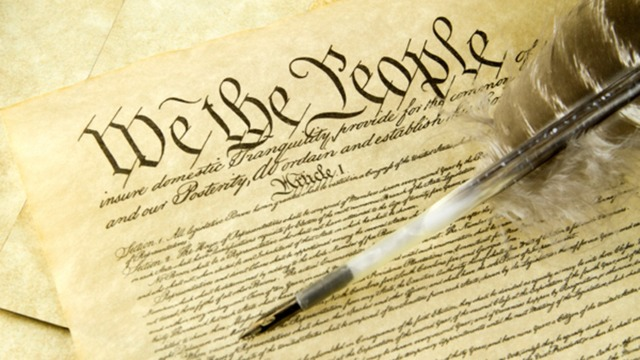 Bill of rights added to Constitution