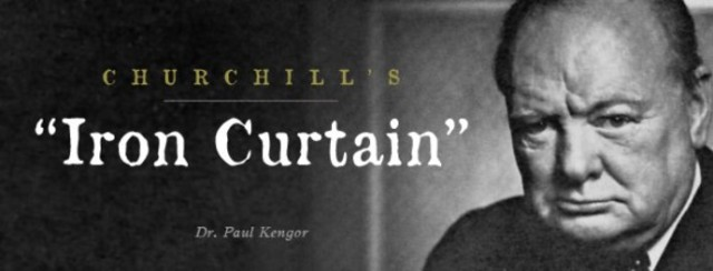 Churchill's Iron Curtain Speech