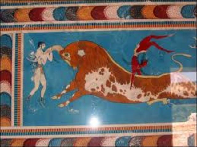 The Minoan Time 2600BCE-1200BCE