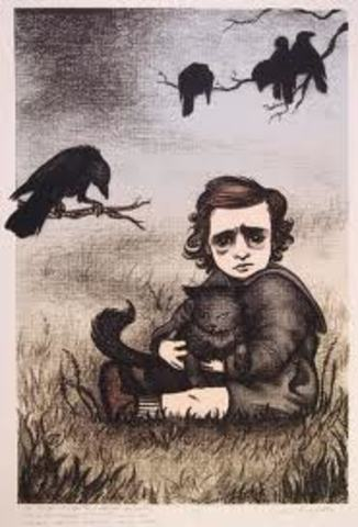 The Birth Of Edgar Allan Poe