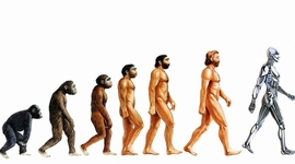 Evolution of the Theory of Evolution timeline