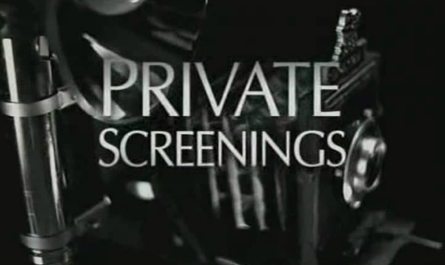 First private screening