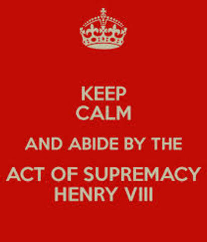 Supremacy Act