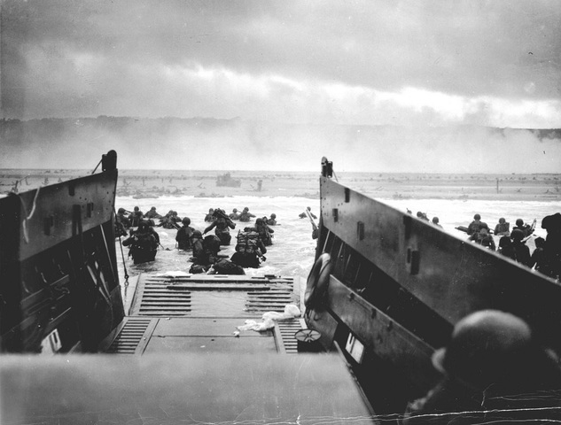 Operation Overload and D-Day