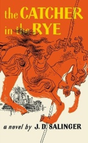 THe Catcher In The Rye - by J.D. Salinger (publish date and setting)
