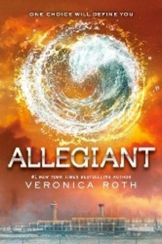 Allegiant - by Veronica Roth (publish date)