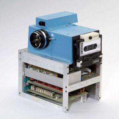Digital Cameras: A Brief History timeline